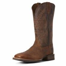 Ariat Tycoon Western Boot Sorrel Crunch