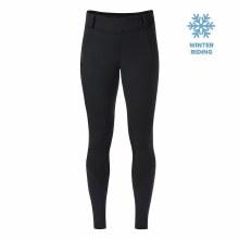 Kerrits Wind Pro Knee Patch Tight Black Xsmall