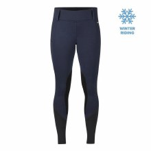 Kerrits Wind Pro Knee Patch Tight Navy Large