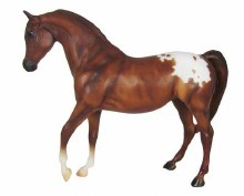 BREYER FREDM SERIES CHESNT APP