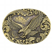 Montana Silversmiths Soaring Eagle Buckle