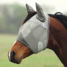 Crusader Fly Mask-Yearling Size w/Ears