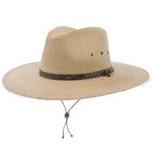 Stetson Cumberland Straw Hat