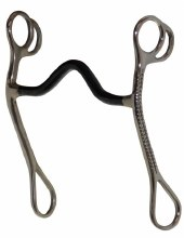 Reinsman DR029 Solid Shank Rope Design