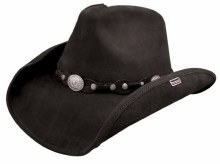 Stetson Roxbury Leather Hat