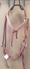 HEADSTALL BB TIE/SPOT TIE END