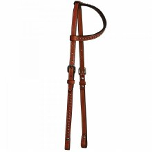 HEADSTALL ONE EAR SPOTS REG