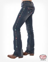 "Cowgirl Tuff Co. "" Wild Pathmaker"" Jeans"