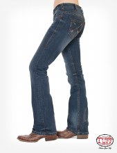 "Cowgirl Tuff Co. "" Peacemaker"" Jeans"