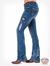 "Cowgirl Tuff Co. ""Free Spirit"" Jeans"