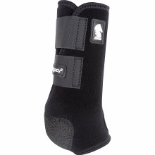 Classic Equine Legacy2 Black Front S