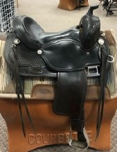 "Martin Trail Saddle 15.5"" Used"