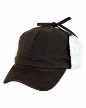 Outback Trading Company McKinley Oilskin Cap