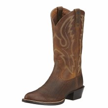 Ariat Sport R Toe Western Boot Eartj