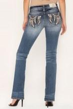 Let It Sparkle Bootcut Jeans 25