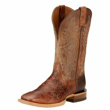 Ariat Western Cowhand Adobe Clay