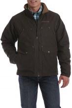 Men's Concealed Carry Contender Jacket Brown L