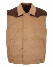 Outback Trading Company Clay Vest L