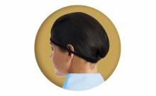 Ovation Deluxe Hair Net Light Brown