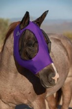 PC Comfort-Fit Fly Mask Purple