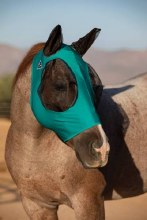 PC Comfort-Fit Fly Mask Teal