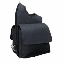 Nylon Pommel Bag