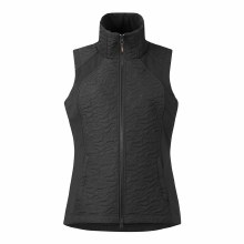 Kerrits Unbridled Quilted Vest Black Medium