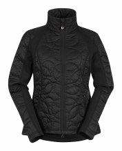 Ride Lite Quilted Jacket-BLK S