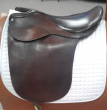 "Coventry Cutback Saddle 21"" Used"