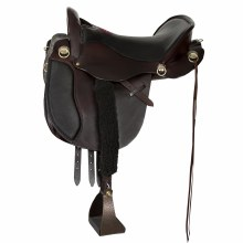 "Tucker Equitation Endurance 16.5"" Wide"