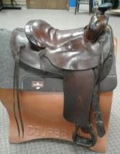 """Fallis Saddle 16"""" Used"""