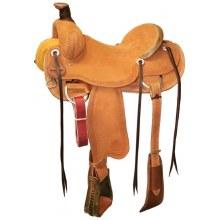 Circle Y Oakdale Ranch Saddle