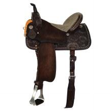 Reinsman Barrel Saddle