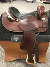 "Southeastern Saddle 17"" Used"