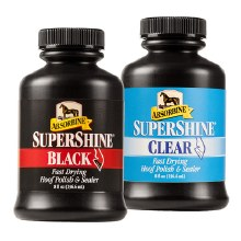 SUPERSHINE HOOF BLACK 8 OZ