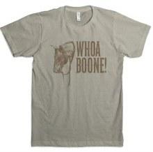 Whoa Boone! Tee L