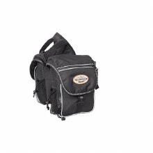 Trail Gear Pommel Bag-Black