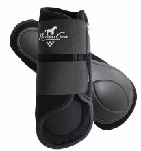 VenTech Splint Boots Black Medium