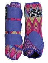 VenTech Elite Sports Medicine Boots - Assorted Prints Fronts - Medium
