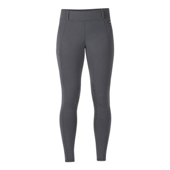 Kerrits Power Stretch Knee Patch Tight Platinum Large