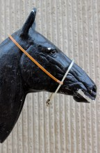 Western Single Rope Noseband