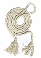 14 Ft. Bosal Breaking Rein Soft Heavy Thick Flat Braided Cotton