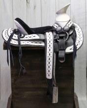 """15"""" Charro Saddle Horse Silla"""