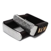 Black Stirrups Aluminium II Estribos Charros