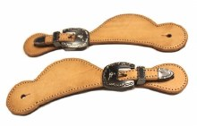 Ole Timers Western Spur Straps