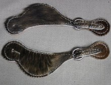 Hair On Spur Straps II