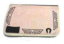 Charro Horse Pad (Carona) Pink