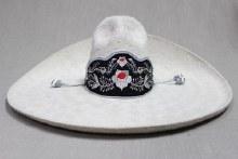 Sombrero Lana Blanco (MX 55)