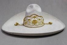 Sombrero Lana Blanco (MX 57)