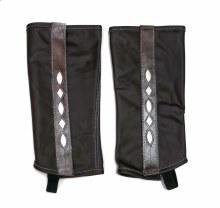 Polainas Leather (L) Half chaps